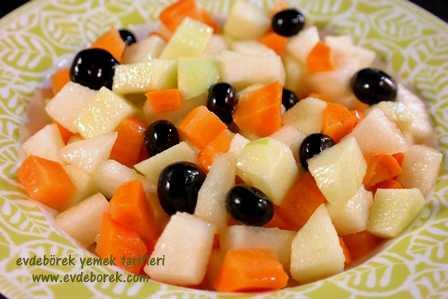Armutlu Salata Tarifi