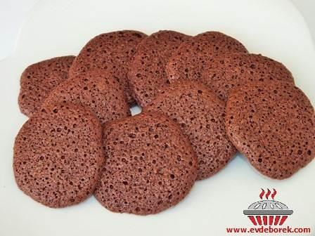 Bademli Kakaolu Bisküvi