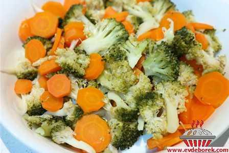 Brokoli Graten