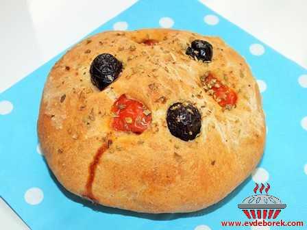 Çeşnili Ekmek