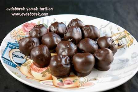 Çikolatalı Balkabağı Topları Tarifi