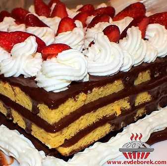 Dobos Pastası Tarifi