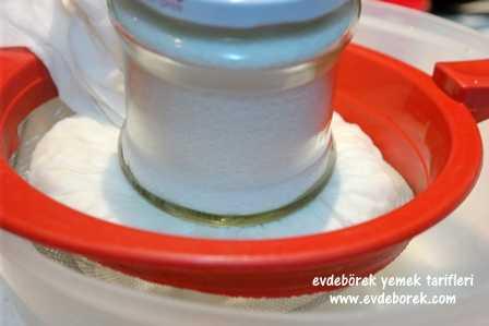 Evde Mayasız Peynir Yapımı Tarifi