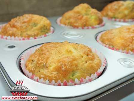 Glutensiz Dereotlu Tuzlu Kek