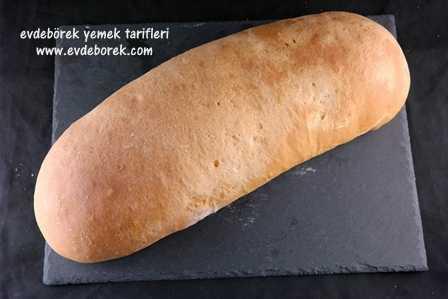 Haşhaşlı Bademli Ekmek Tarifi