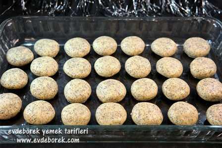Haşhaşlı Şekerpare Tarifi1