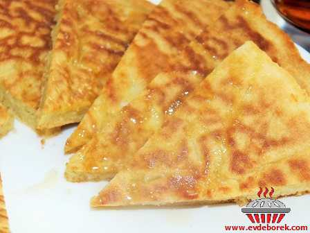 Hellim Peynirli Pankek