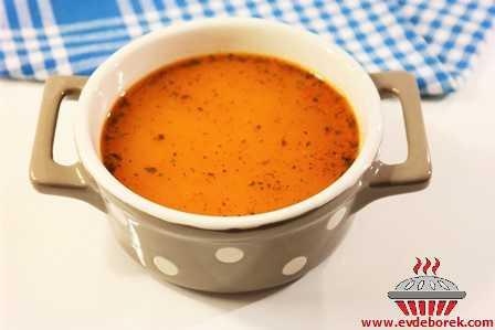 İnce Bulgurlu Mercimek Çorbası