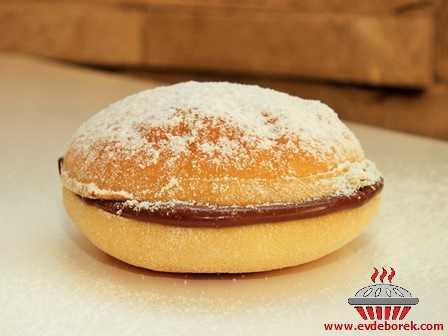 Kakaolu Fındık Kremalı Alman Pastası