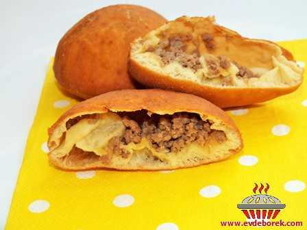 Kıymalı Puf Böreği