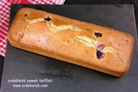 Labne Peynirli Kek Tarifi