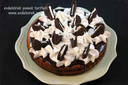 Oreolu Cheesecake Tarifi2