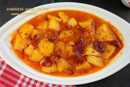Pastırmalı-Patates-Yemeği-Tarifi3