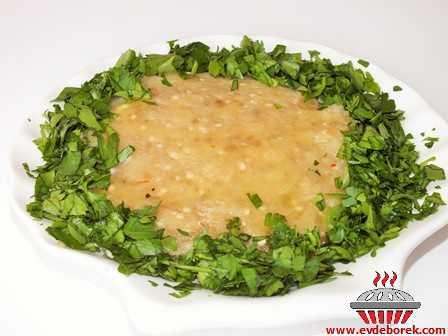Patlıcan Ezme Tarifi