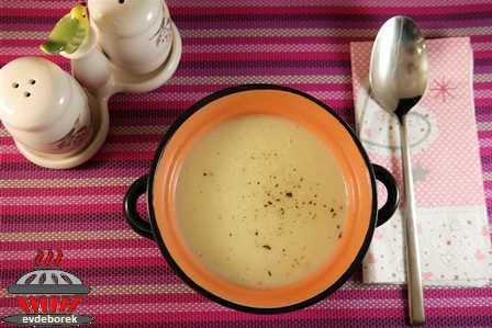 Portakallı Kereviz Çorbası Tarifi