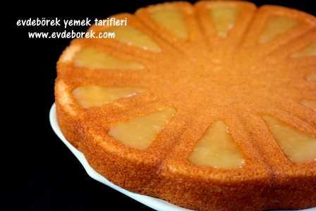 Portakal Pelteli Kek Tarifi