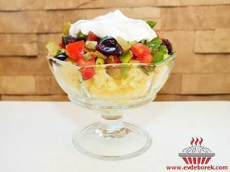 Salatalı Pratik Kumpir