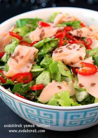 Somonlu-Yeşil-Salata-Tarifi5