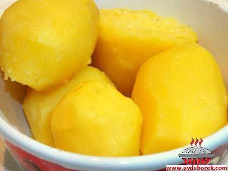 Soslu Patates Topları Tarifi