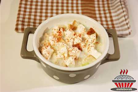 Süt Çorbası Tarifi