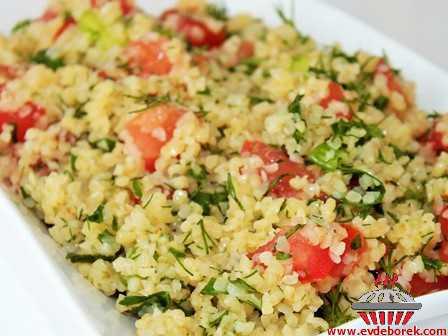 Tabule (Bulgur Salatası)