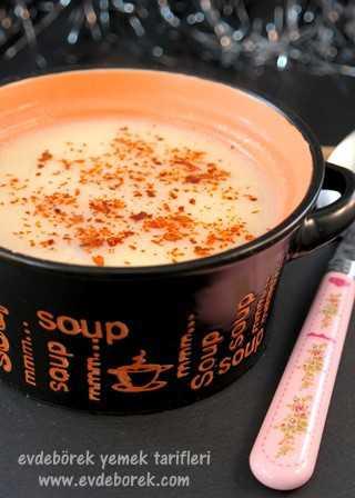 Terbiyeli Tavuk Çorbası Tarifi2