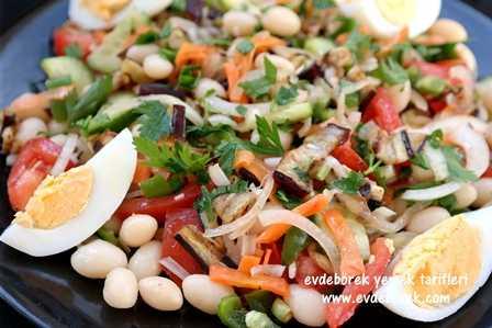 Zengin Salata Tarifi