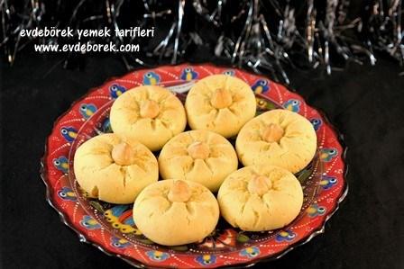 Mandalinalı kurabiye tarifi